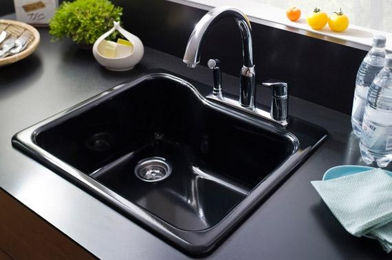 Kitchen Sink Installation Saugatuck Michigan